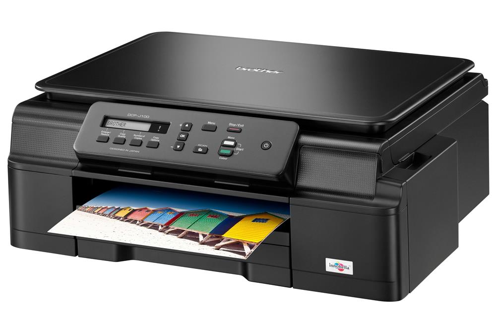 BROTHER DCP-J100 / J105 multifunkciós nyomtató - 2+1 év garancia
